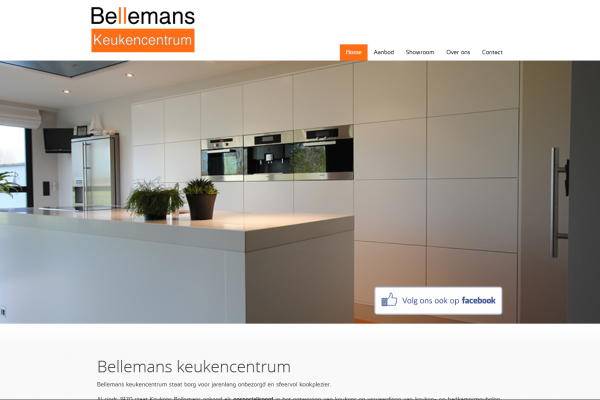 Keukencentrum Bellemans